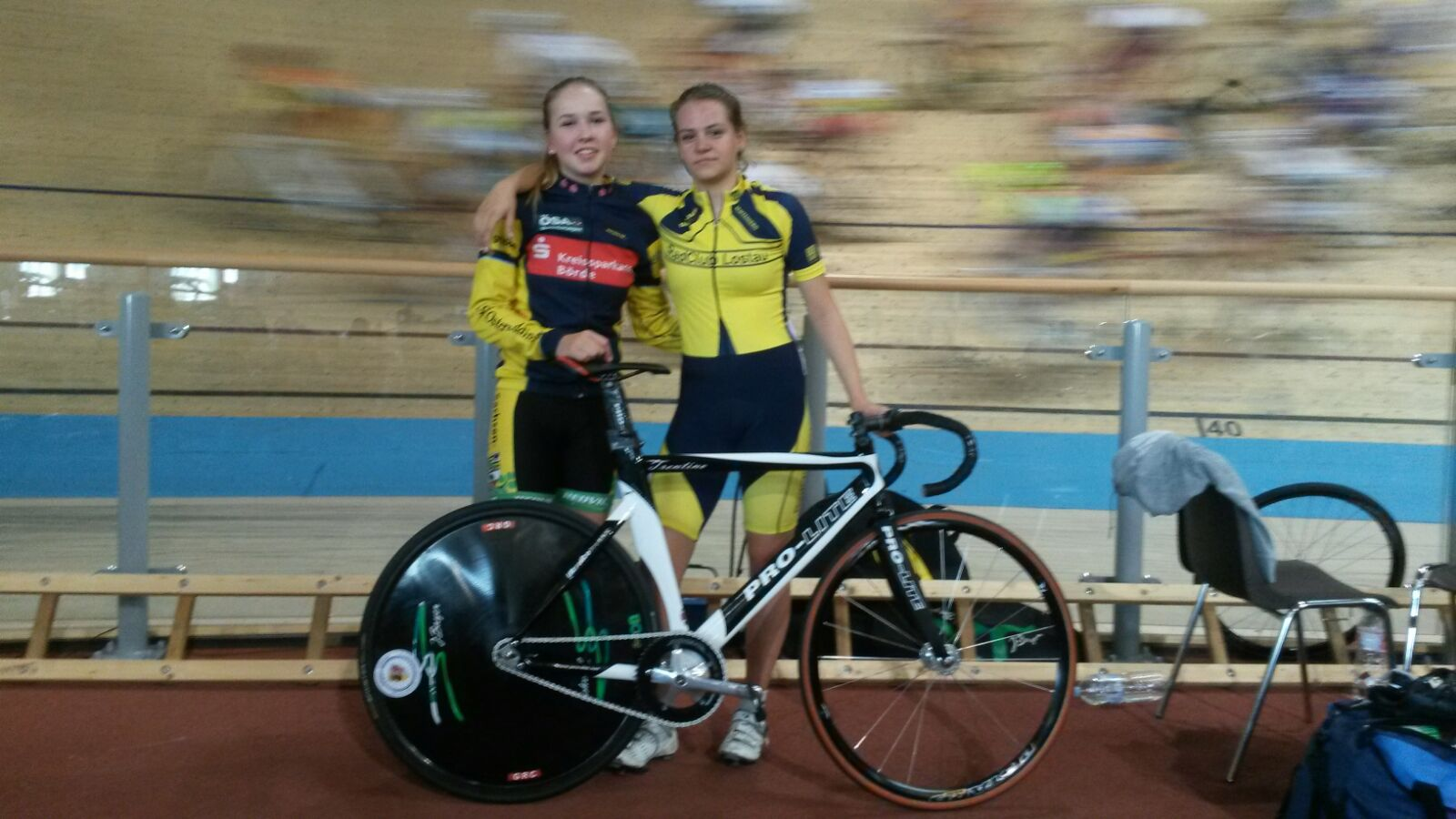 Radsport Mehrkampf