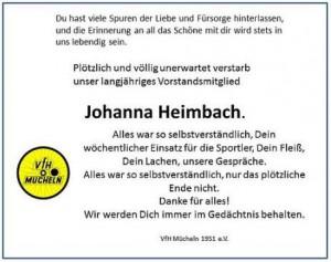 Nachruf_Heimbach-Johanna